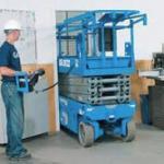Manutenção plataforma elevatória genie