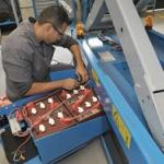 Manutenção preventiva plataforma elevatória