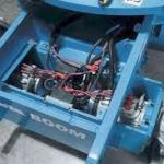 Motor para plataforma elevatória